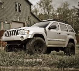 2005 Jeep Grand Cherokee Wk Build