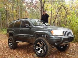 2004 Jeep Grand Cherokee Wj Build