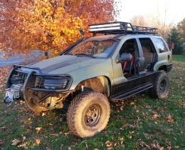 Build Jeep Grand Cherokee >> 2000 Jeep Grand Cherokee WJ Build by WJ_RedNeck