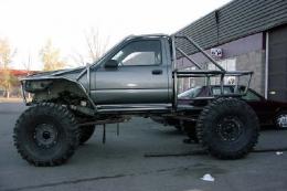 Toyota Truck Truggy Build By Bigtoyfreak