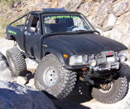 Toyota Truck First Gen Rebuild Build