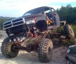 Dodge Ram Build
