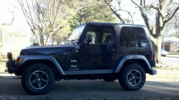 2004 jeep wrangler columbia edition tj hot mess express by alxj64. Black Bedroom Furniture Sets. Home Design Ideas