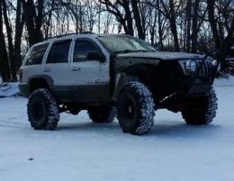 2002 Jeep Grand Cherokee Wj Baja Build