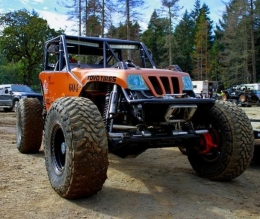 Jeep Grand Cherokee Ultra 4 Wj Buggy Build By Kraqa