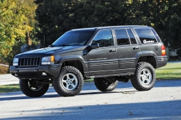 Build Jeep Grand Cherokee >> 1998 Jeep Grand Cherokee Build by PAFirefighter11