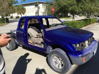 Extended Cab Buggy