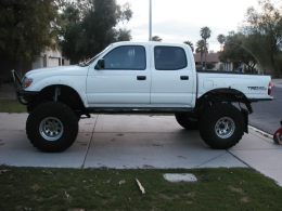 2000 Toyota Tacoma Sas Regular Cab Prerunner Build By